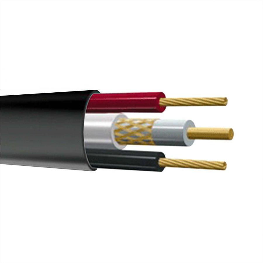 КВК-П  2х0.5мм (12V)  Plexus 100 м (100/400)