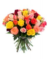 25 роз (35-40 см)