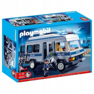 Набор playmobil 4023 Фургон полиции