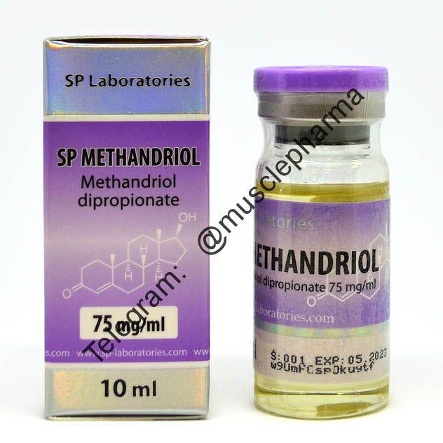 SP METHANDRIOL (МЕТАНДИЕНОН). SP LABS. 1 флакон * 10 мл.