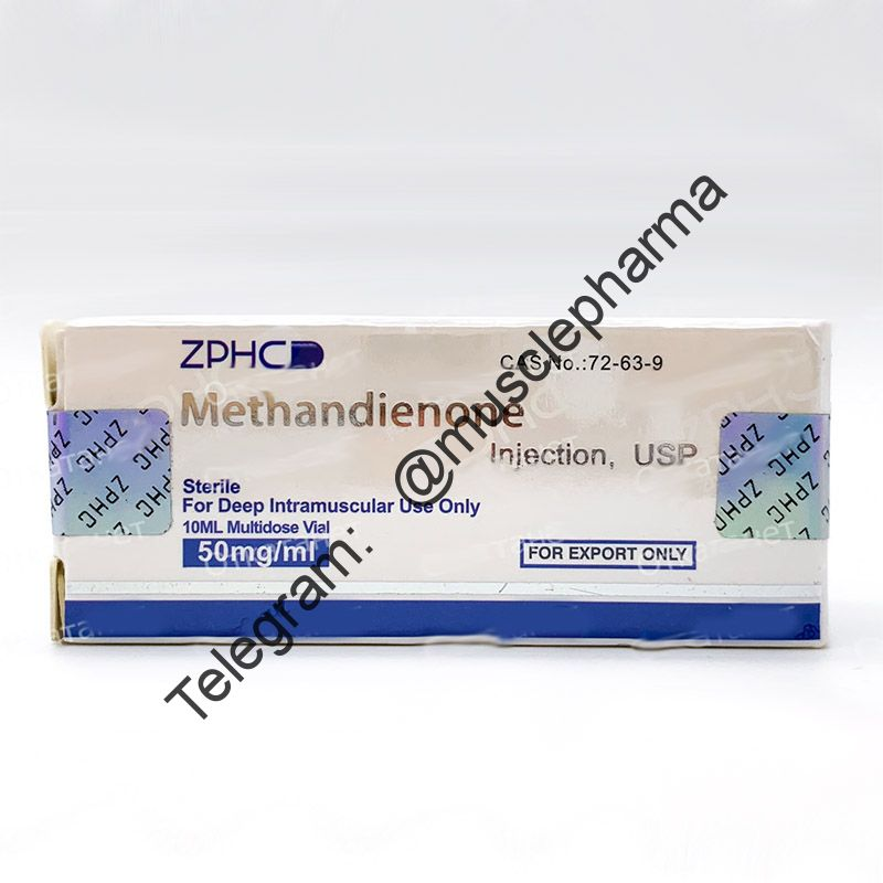 Methandienone Injection (МЕТАНДИЕНОН). ZHPC. 1 флакон * 10 мл.