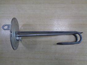 ТЭН_1,5 кВт нерж.I840 на фл.RF124/230V/М6 (зам 65152974) VLS (EC)