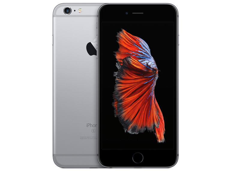 Apple iPhone 6s Plus 64GB Cерый Космос