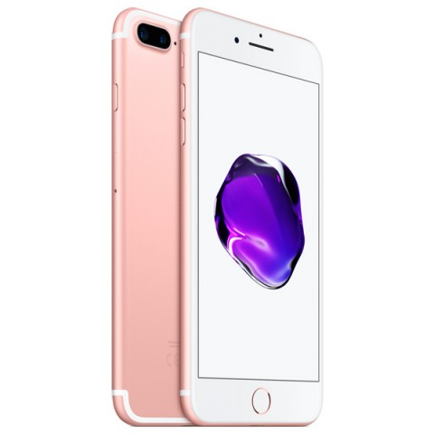 Apple iPhone 7 Plus 256GB розовый