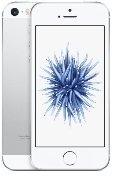 Apple iPhone SE 16GB Cеребристый