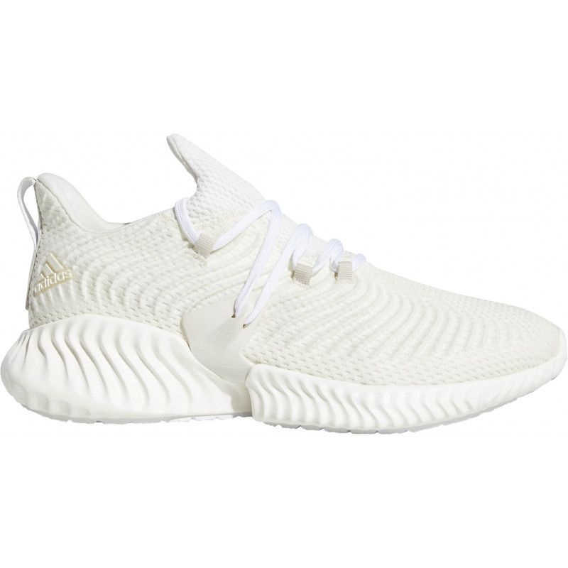 Adidas Alphabounce Instinct Full White