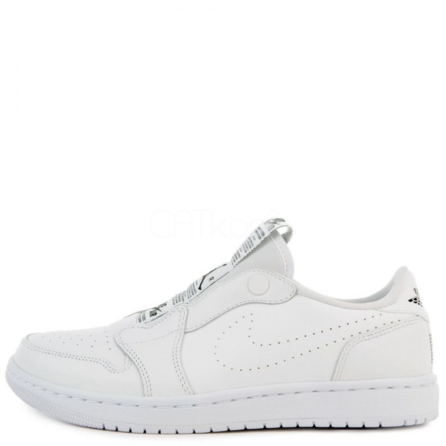 Nike Air Jordan 1 Retro Low Slip White