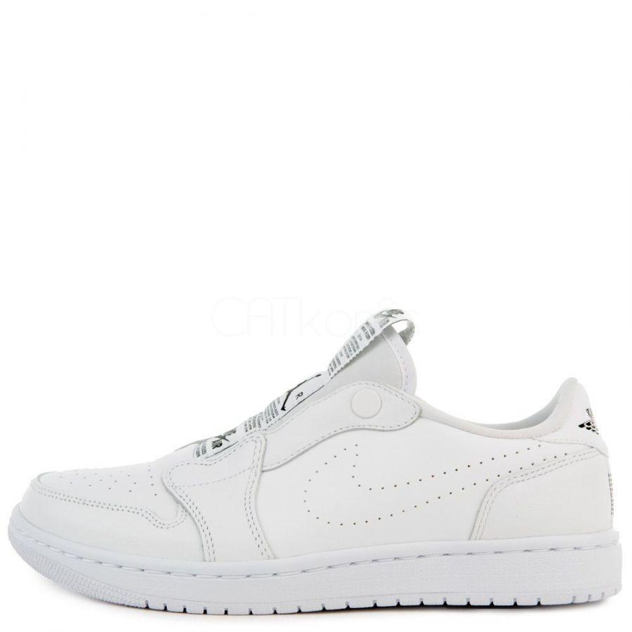 Nike Air Jordan 1 Retro Low Slip White