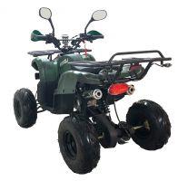 MOWGLI Simple 7+ 125сс Квадроцикл бензиновый зеленый камуфляж вид 3