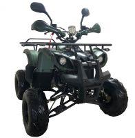 MOWGLI Simple 7+ 125сс Квадроцикл бензиновый зеленый камуфляж вид 6
