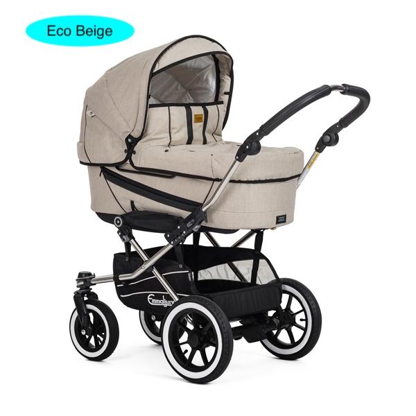 Универсальная коляска Emmaljunga Edge Duo Combi  ECO