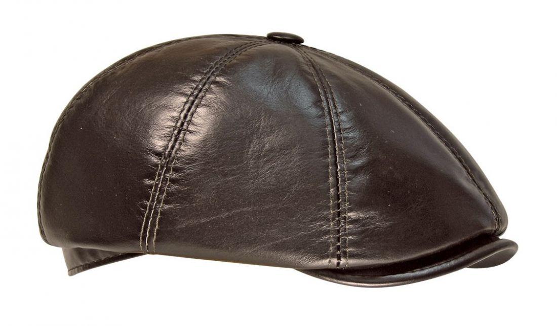 Хулиганка Наппа коричневая