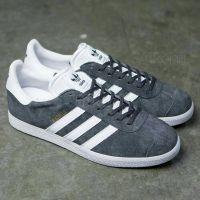 adidas Original  Gazelle grey/white