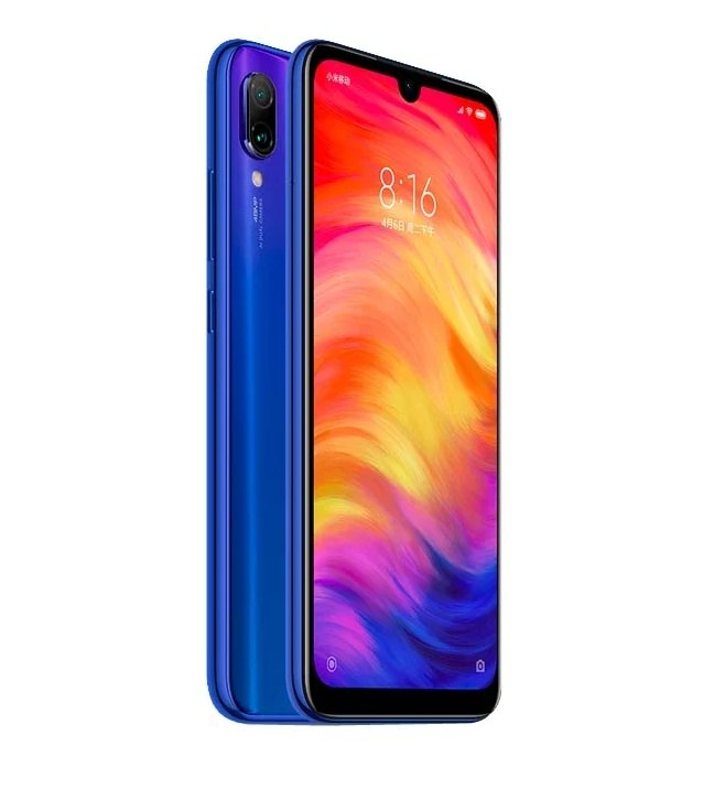 Смартфон Xiaomi Redmi Note 7 3/32GB Blue