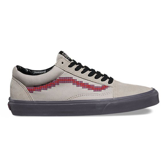 röda vans old skool