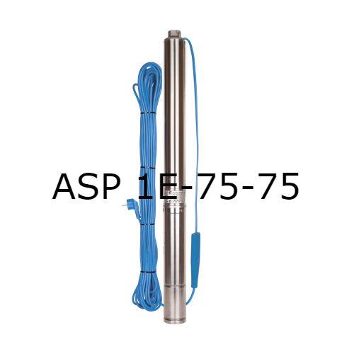 Скважинный насос Aquario ASP 1E-75-75
