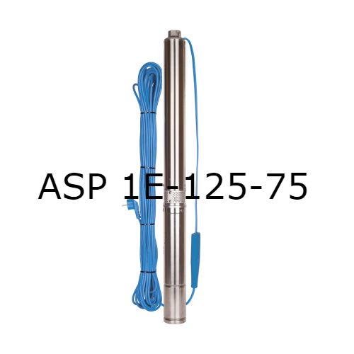 Скважинный насос Aquario ASP 1E-125-75