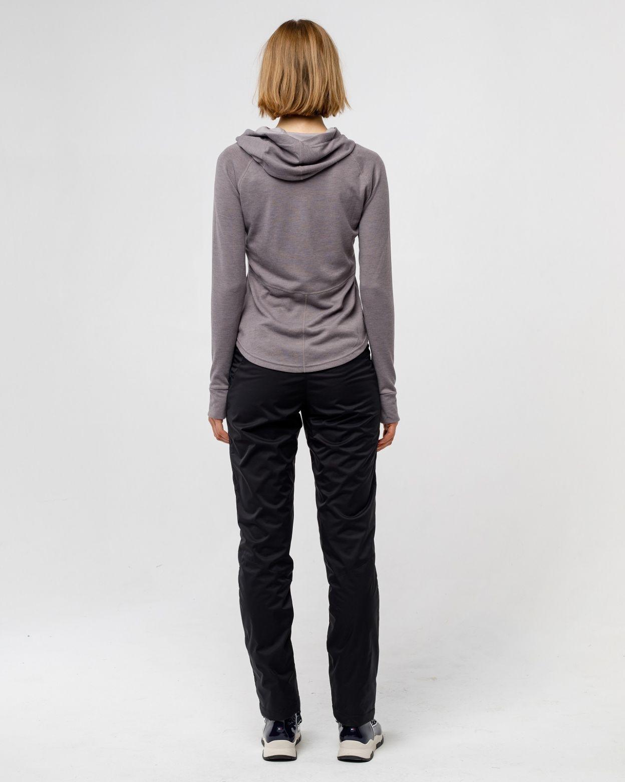 Флисовые брюки черный HEIDEN вид2