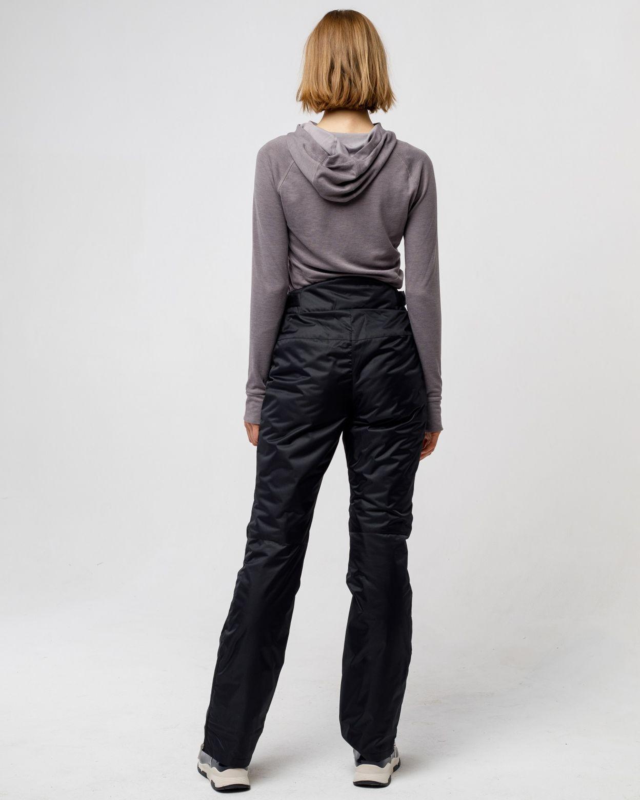 Утепленные женские брюки мембрана HEIDEN  вид4