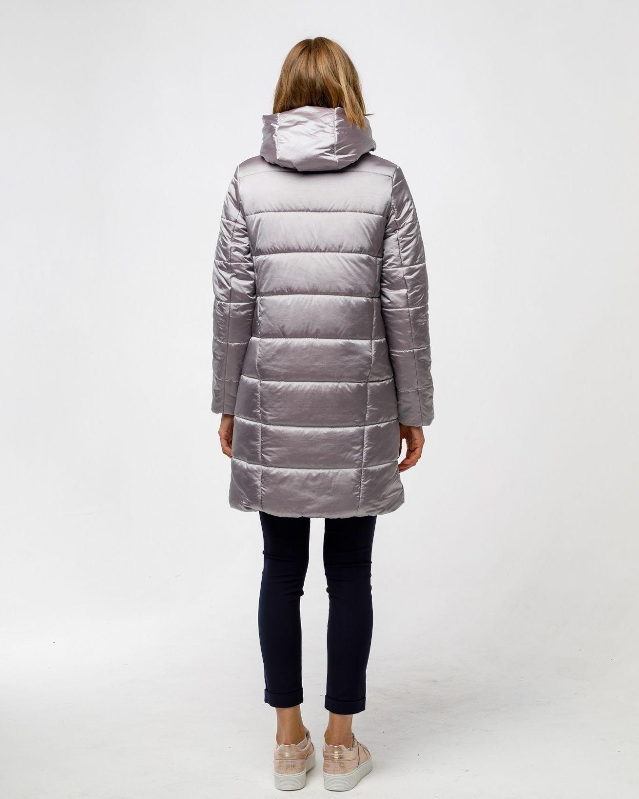 Пальто женское HEIDEN цвет тауп вид5