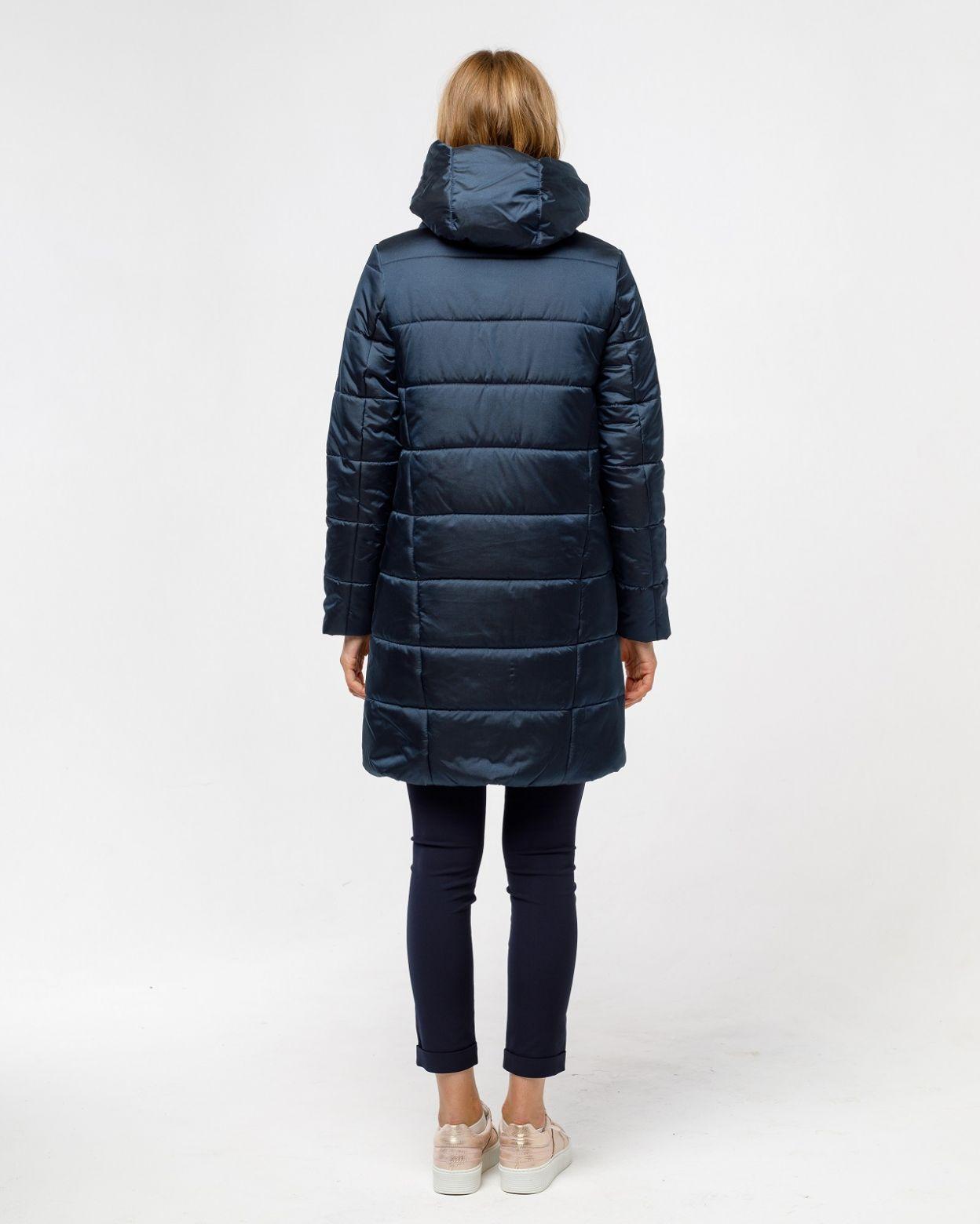 Пальто женское HEIDEN цвет синий вид3