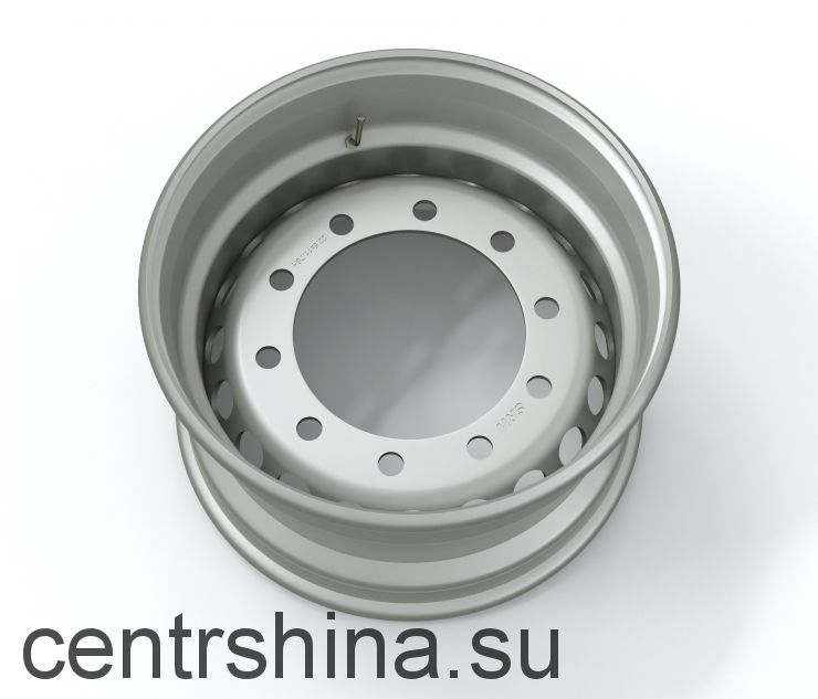11.75*22.5 10*335 ET0 D281 YZ диск колесный
