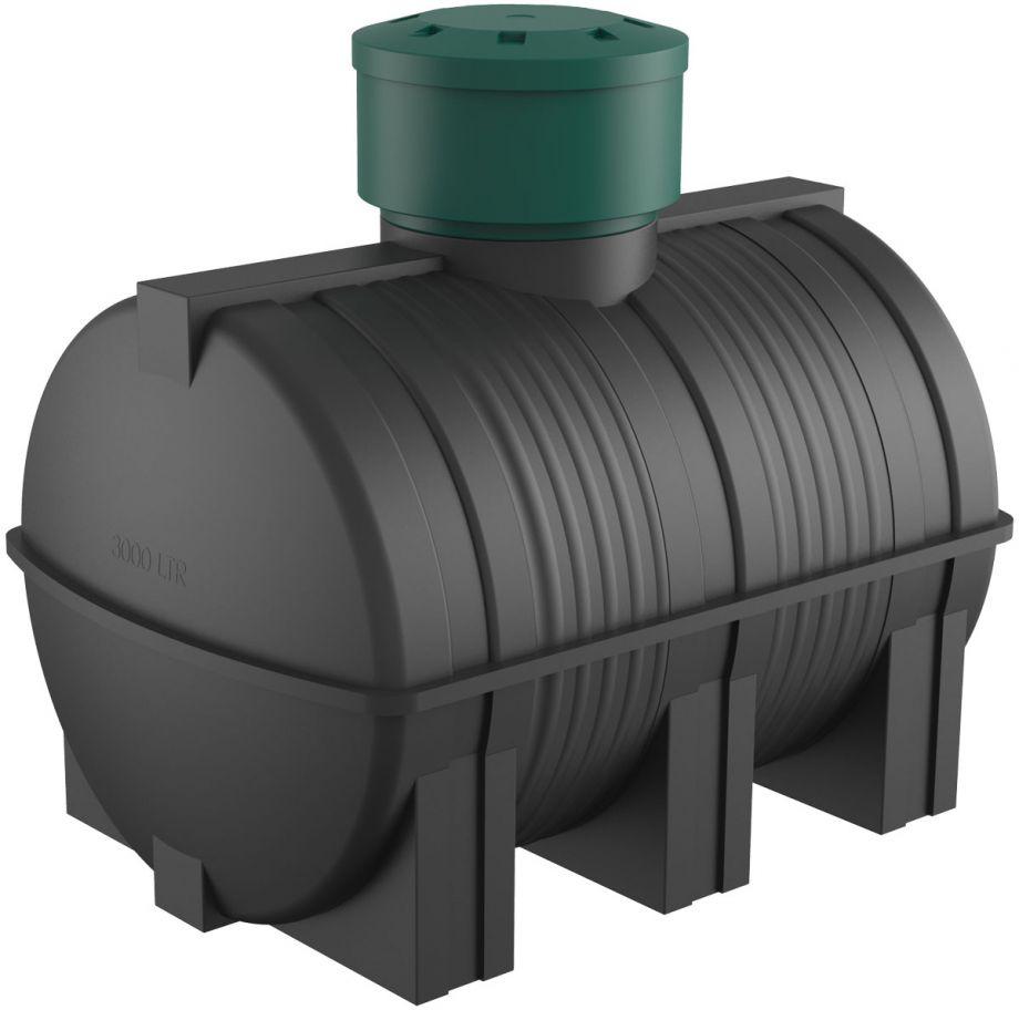Подземная топливная емкость DT 3000 литров