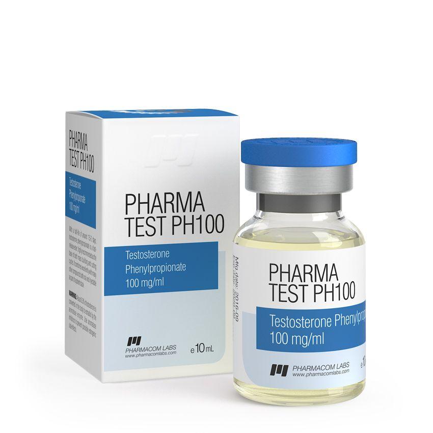 TEST PH100 Тестостерон фенилпропионат