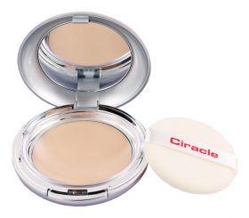 CIRACLE Anti-Blemish Oil Control Pact 12g - Матирующая пудра для проблемной кожи