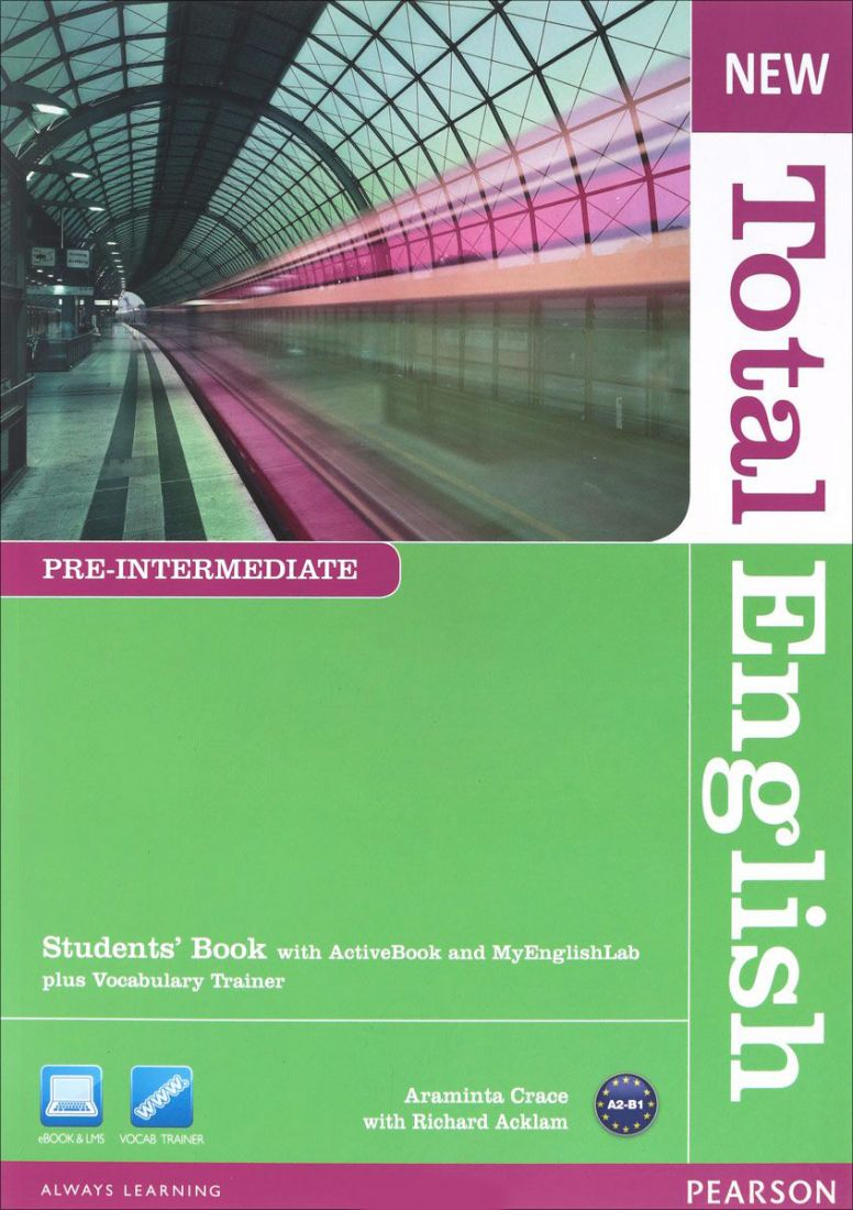 New Total English Pre-intermediate Students' Book