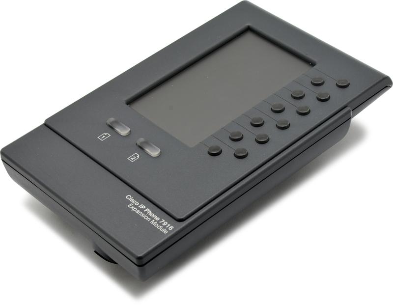 VoIP-оборудование Блок расширения Cisco CP-7916