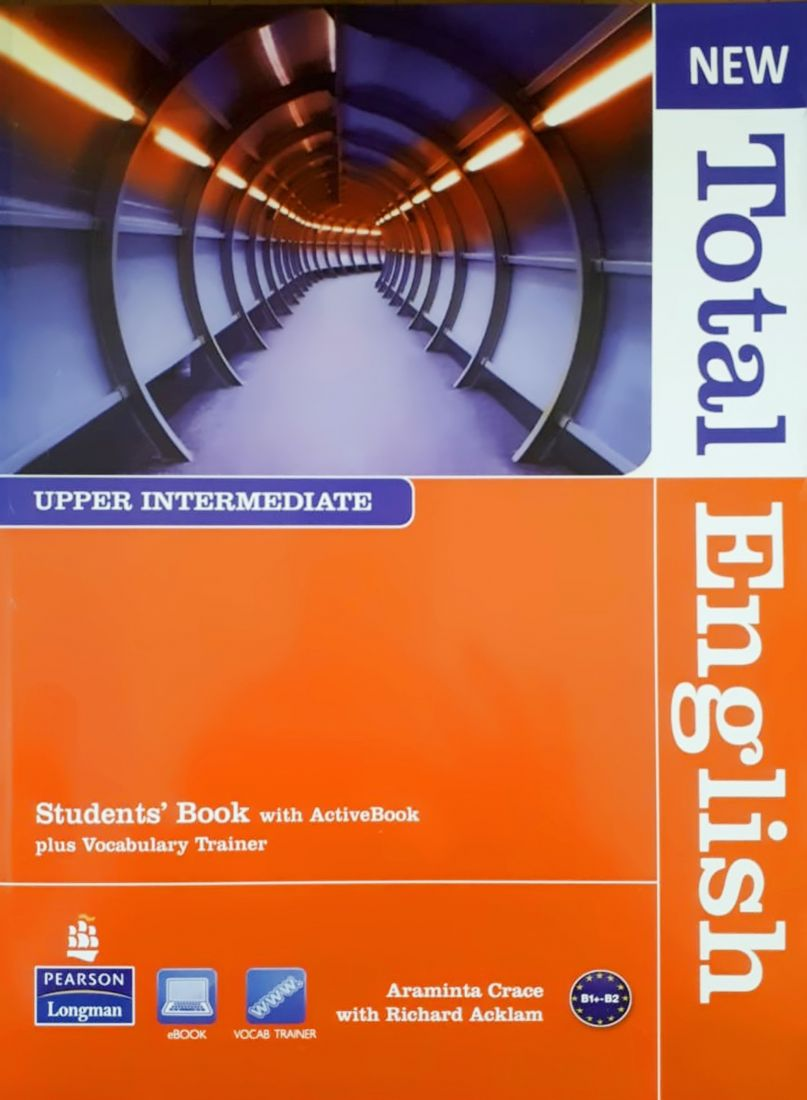 New Total English Upper Intermediate Students' Book