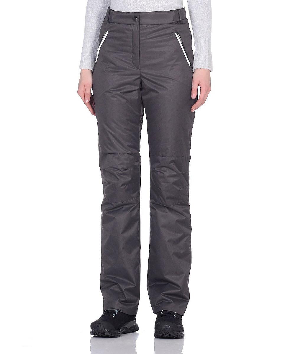 Утепленные женские брюки мембрана т.серные 200-04 HEIDEN вид2