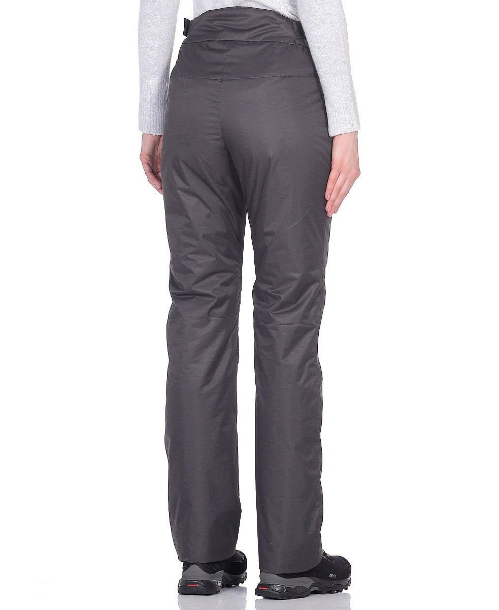 Утепленные женские брюки мембрана т.серные 200-04 HEIDEN вид3