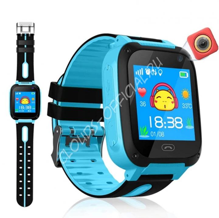 Детские часы с GPS Bravika Pods