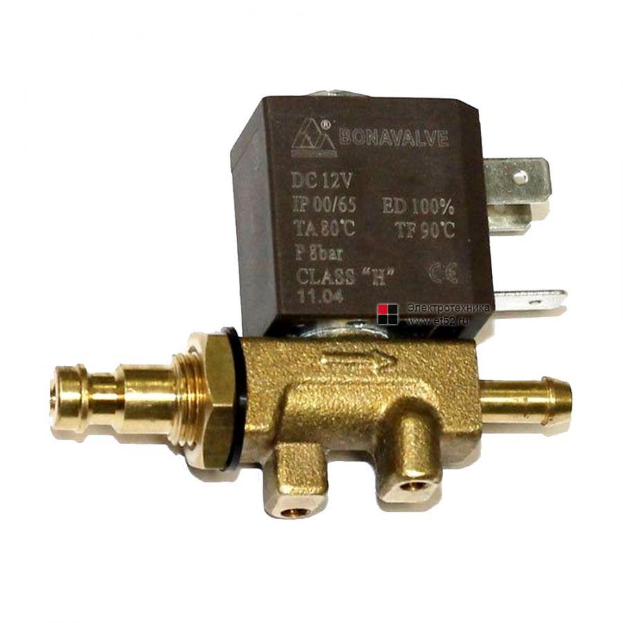 Клапан электромагнитный ZCQ-20B-17 (быстросъем)