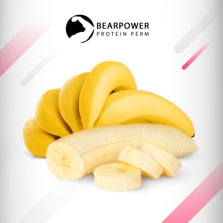 """Банан - ароматизатор """"Symrise AG"""" с подсластителем 20г (на  2-4 кг)"""