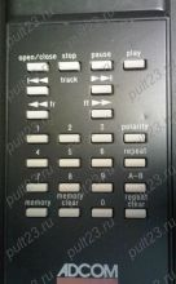 ADCOM AR-575, GCD-575