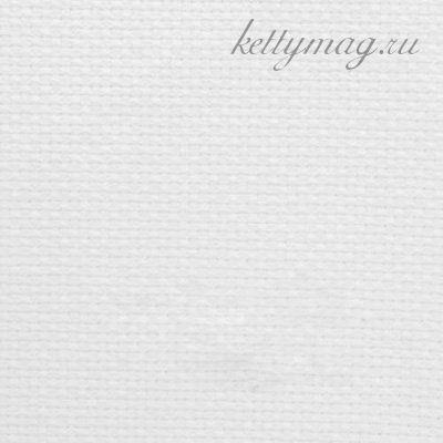 Канва мелкая арт.851 (955) (10х60кл) 40х50см цв.белый