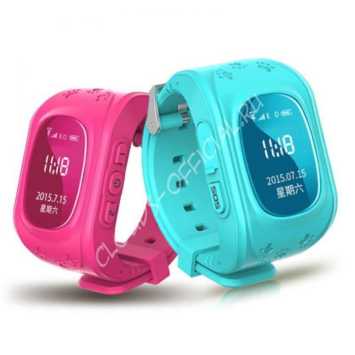 Детские часы с GPS Bravika Kids