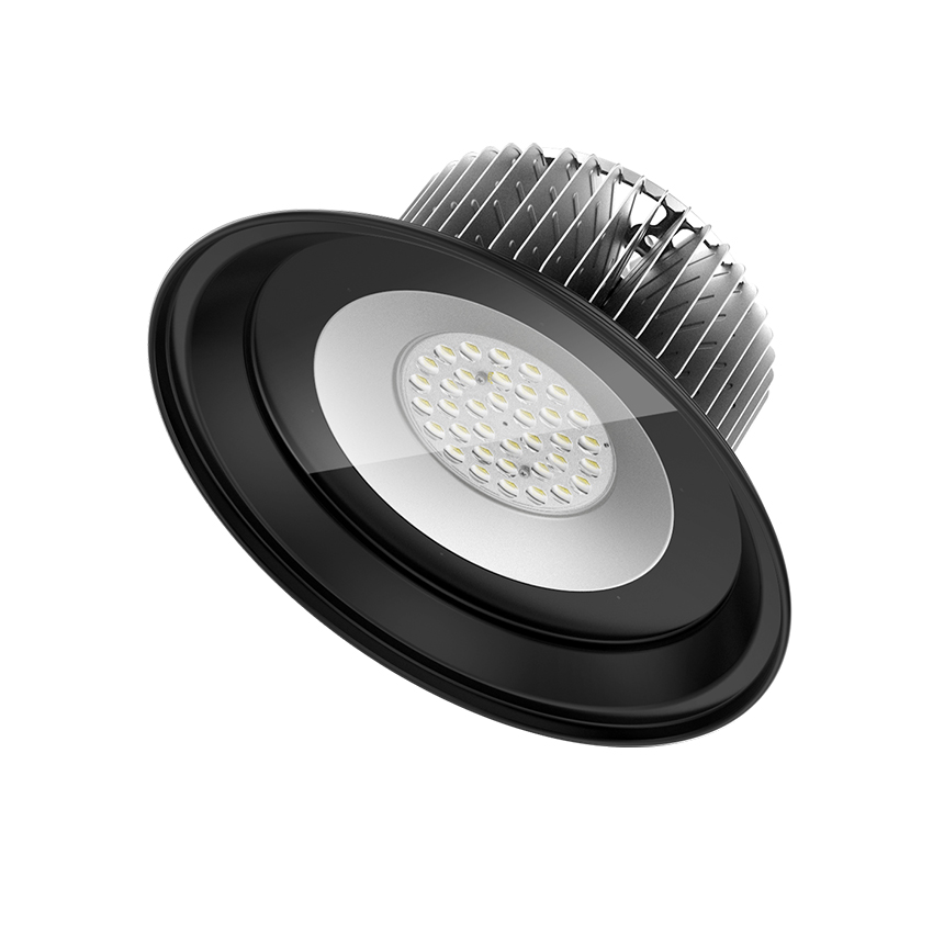 Промышленный светодиодный светильник серии HIGH BAY LY 100Вт 6000К PCCOOLER