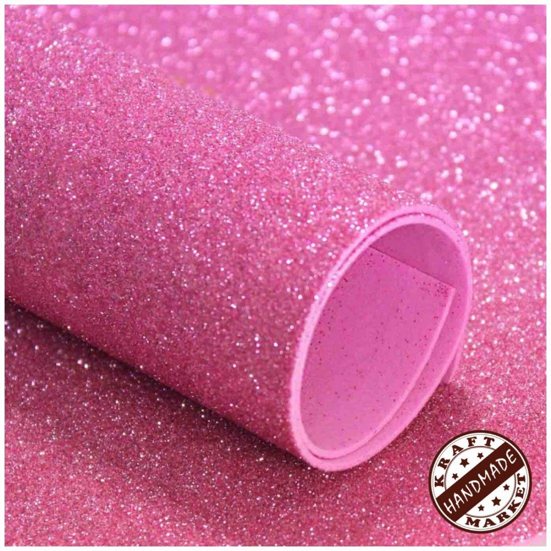Розовый 10шт 50х50см