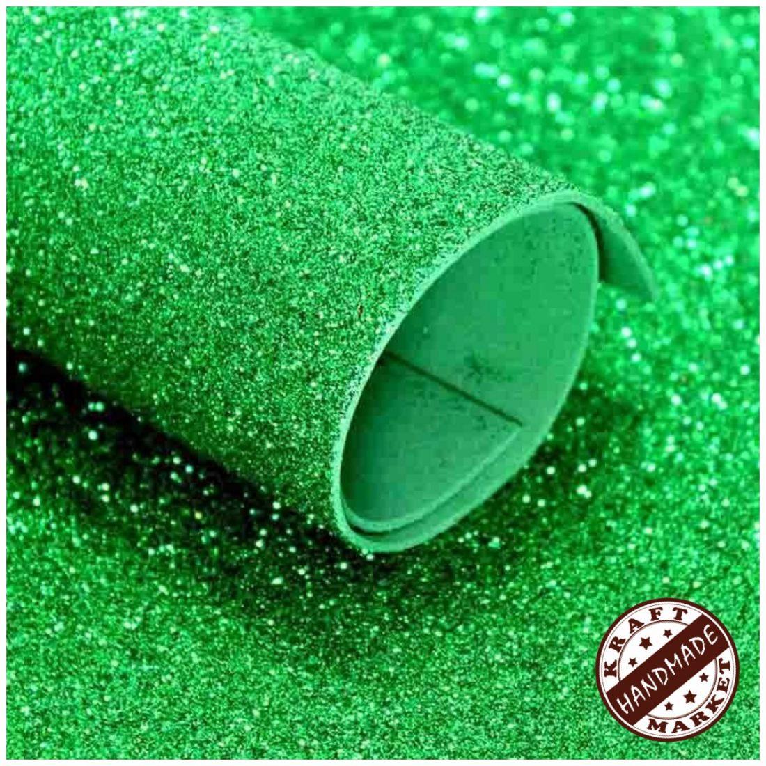 Зелёный 10шт 50х50см