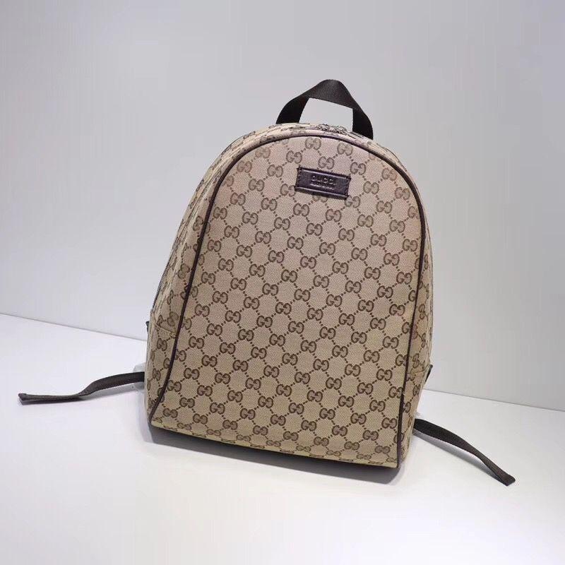 Рюкзак Gucci из фирменного текстиля