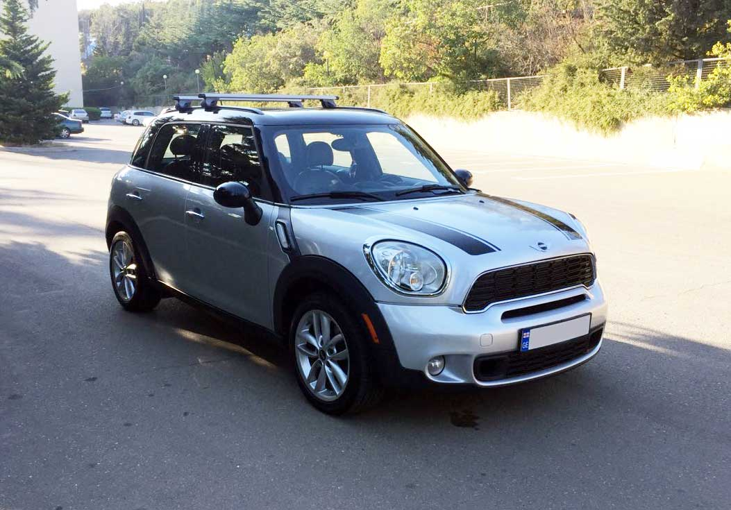 MINI Cooper S Countryman I 1.6 Turbo Автомат