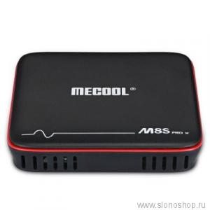 Смарт тв андроид приставка Mecool M8S Pro W. 2 Гб/16 Гб. SmartTV