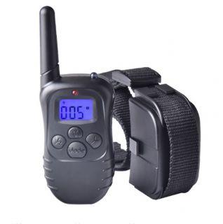 Электронный ошейник Axsel Fox PT-100 - сто уровней вибраций и эл. разряда