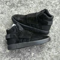 Adidas tubular invader black