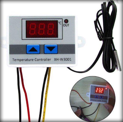 Терморегулятор ( 220 вольт)
