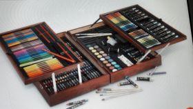 Набор для рисования в раскладном пенале